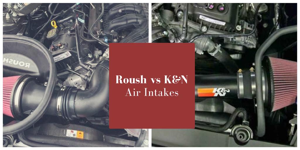 roush vs. k&n