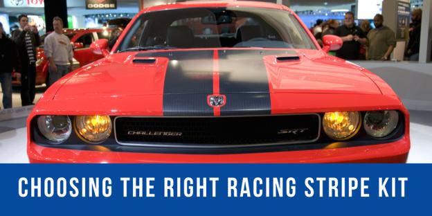 Choosing the Right Racing Stripe Kit