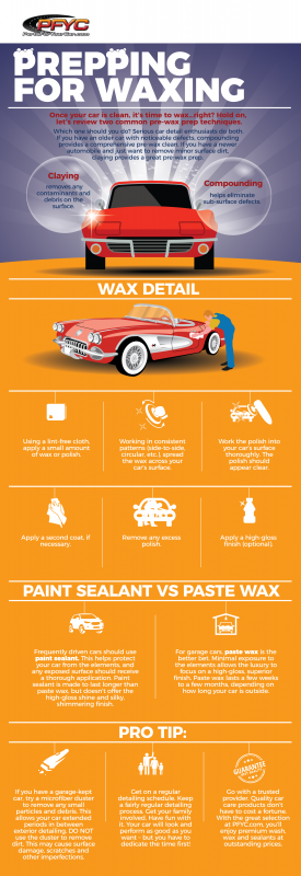 how to wax your car
