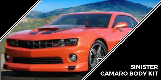 Sinister Camaro