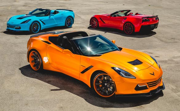cool corvette accessories