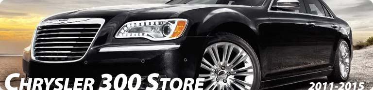 2011-2015 Chrysler 300 Accessories | Chrysler 300 Parts | PFYC
