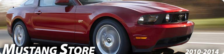 2010 2014 Ford Mustang Accessories 2010 2014 Ford