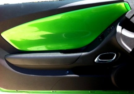 5th Generation Camaro Custom Painted Interior Door And Dash Panels Pfyc