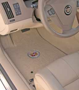 Lloyd Ultimat Floor Mats For Cadillac STS