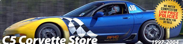 C Corvette Parts