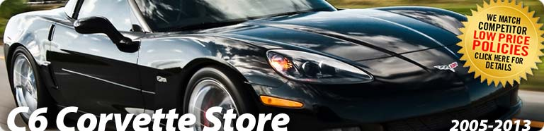 2005-2013 C6 Corvette Accessories | C6 Corvette Parts | PFYC