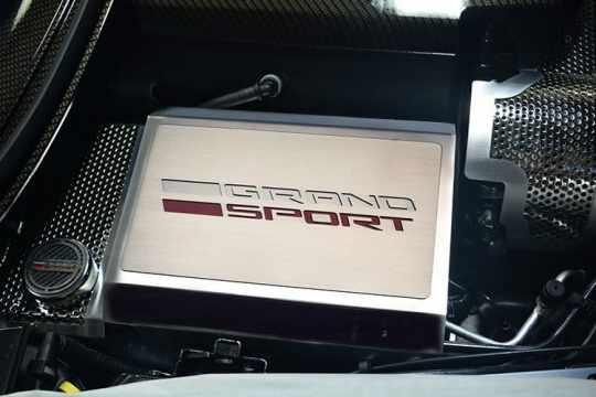 grand sport fuse box cover for 2016 2019 c7 corvette C7 Corvette Fuse Box Diagram