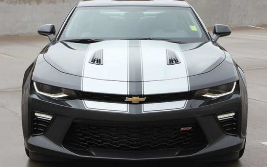 6Th Generation Camaro >> 6th Generation Camaro Stripes and Decals | PFYC Blog