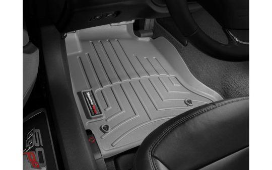 WeatherTech Digital Fit Floor Liner Mats For C6 Corvette 2005 2013