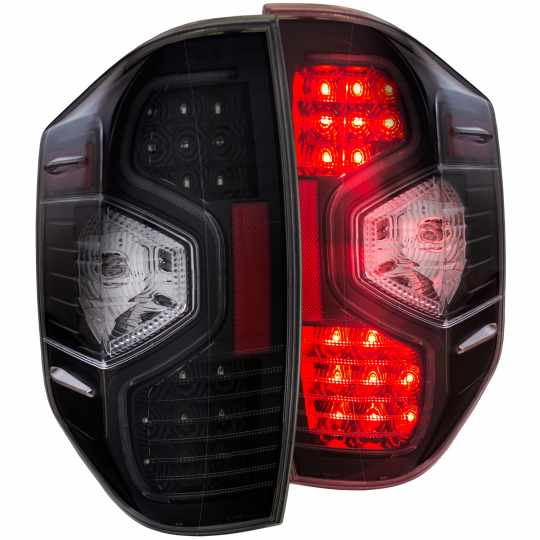 Anzo 311233 LED Tail Light Assembly for 2014-2015 Toyota Tundra