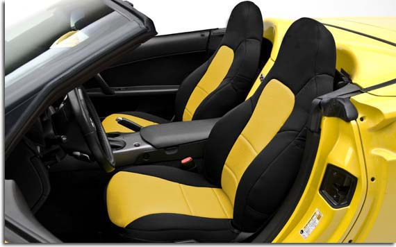 C6 Corvette Custom Fit Seat Covers Pfyc