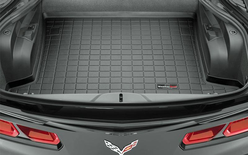 Weathertech Heavy Duty Custom Fit Cargo Liner For C7