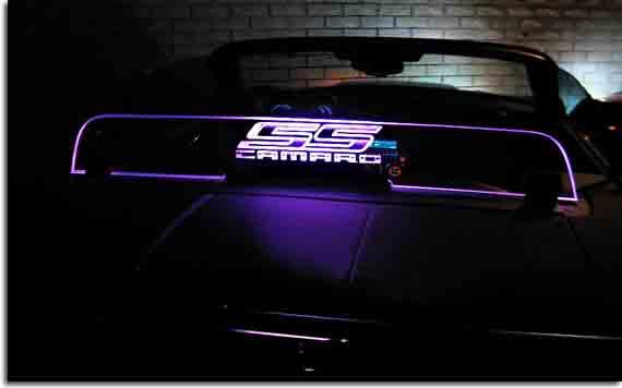 Camaro Interior Parts & Accessories from the Camaro Store Online.