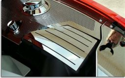 Stainless Stock Air Box Filter Cover 2010 2013 Camaro
