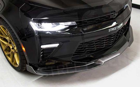 Street Scene Splitter for 2016 2017 Gen6 Camaro SS