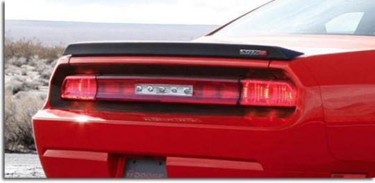 SRT8 Style Spoiler For Dodge Challenger