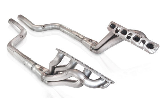 Stainless Works Long Tube Exhaust Headers 2010 15 Dodge