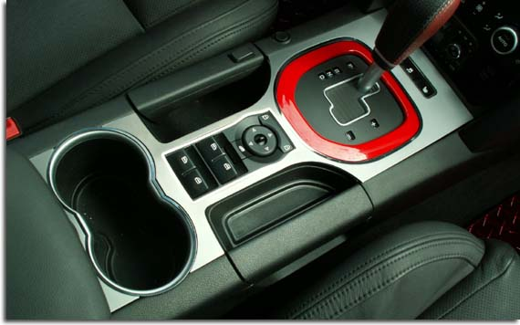pontiac g8 seat trim