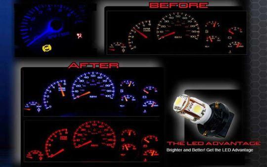 2004 chevy cavalier warning lights