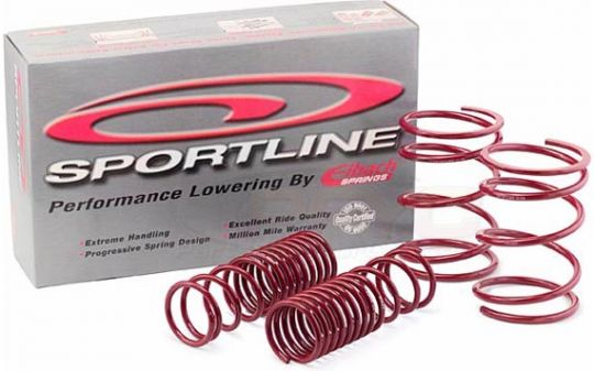 Eibach 4.9938 Sportline Extreme Lowering Springs 2005-2010 Chevy Cobalt /& SS
