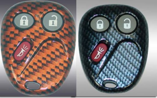 Gm Key Fob >> Designer Key Fob Covers Most Gm Vehicles