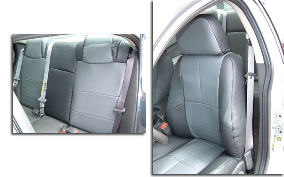 Custom Fit Seat Covers For 2004 2005 2006 2007 2008 Pontiac Grand Prix
