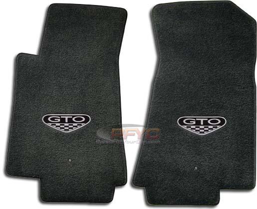Lloyd Premium Floor Mats For 2004 2005 2006 Gto Pfyc Com