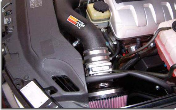 K/&N 57-3053 FIPK Performance Air Intake System