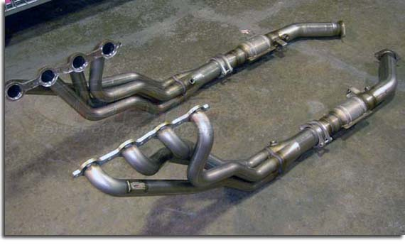 Kooks Long Tube Headers for 2004 2005 2006 Pontiac GTO | PFYC