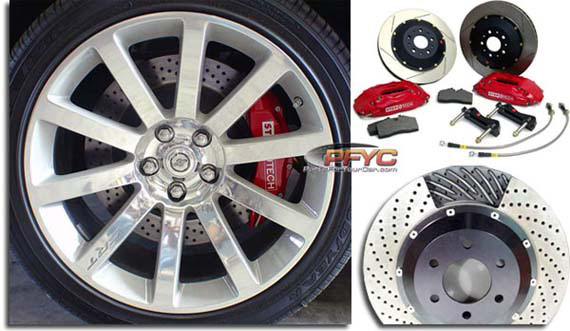 2014 Cadillac Escalade For Sale >> StopTech Big Brake Kit for 300C Magnum Charger Challenger ...