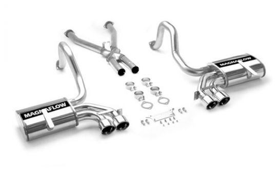 MagnaFlow Exhaust 15660 for Chevrolet Corvette