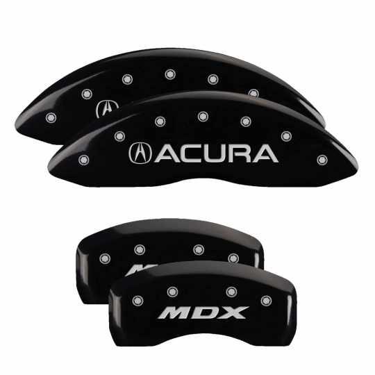 MGP Caliper Covers Acura MDX (Black)   PFYC on