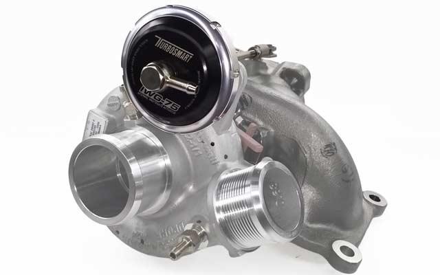 Turbosmart Iwg75 10 Psi Black Internal Wastegate Actuator