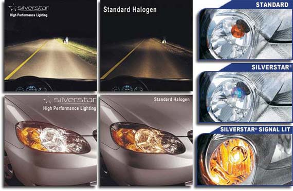 Sylvania Silverstar Light And Signal Bulbs Pfyc